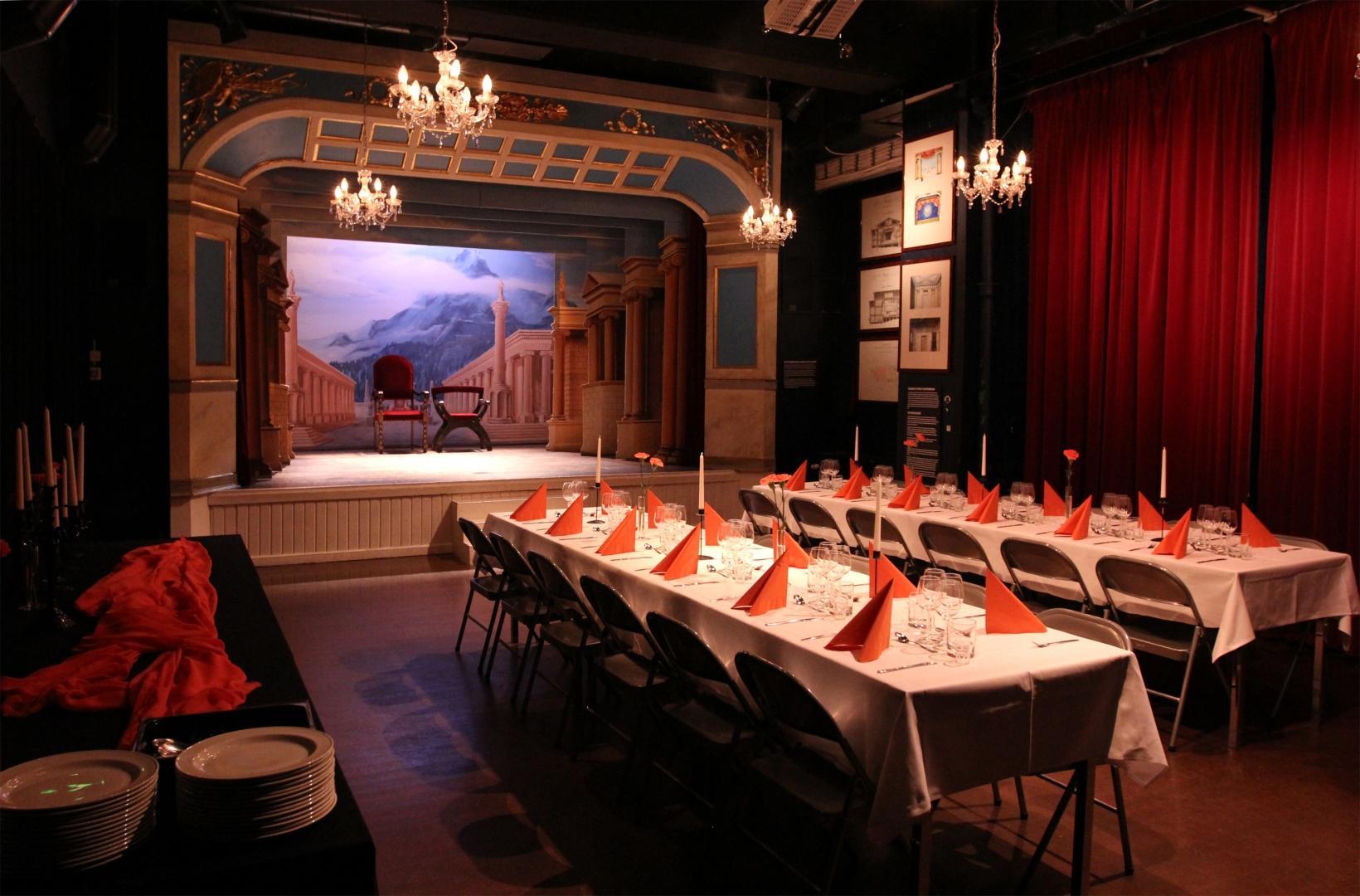 Teatterimuseo Helsinki