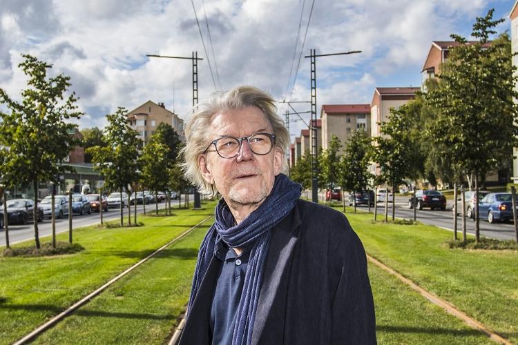 Paikkavaraus, 28.10. taiteilijatapaaminen Yrjö Juhani Renvall